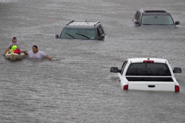 Support Hurricane Harvey Relief Efforts