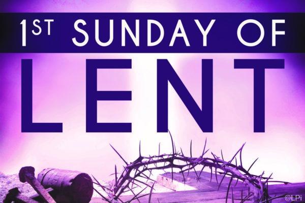 Parish News – March 1, 2020